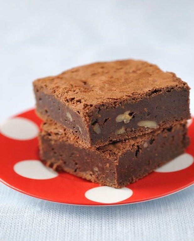 Brownies moelleux au chocolat