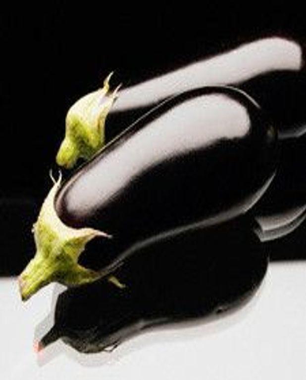 Bruschettas à l'aubergine et à la menthe