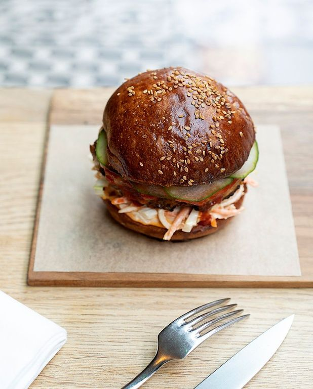 Burger au dong-geulangttaeng