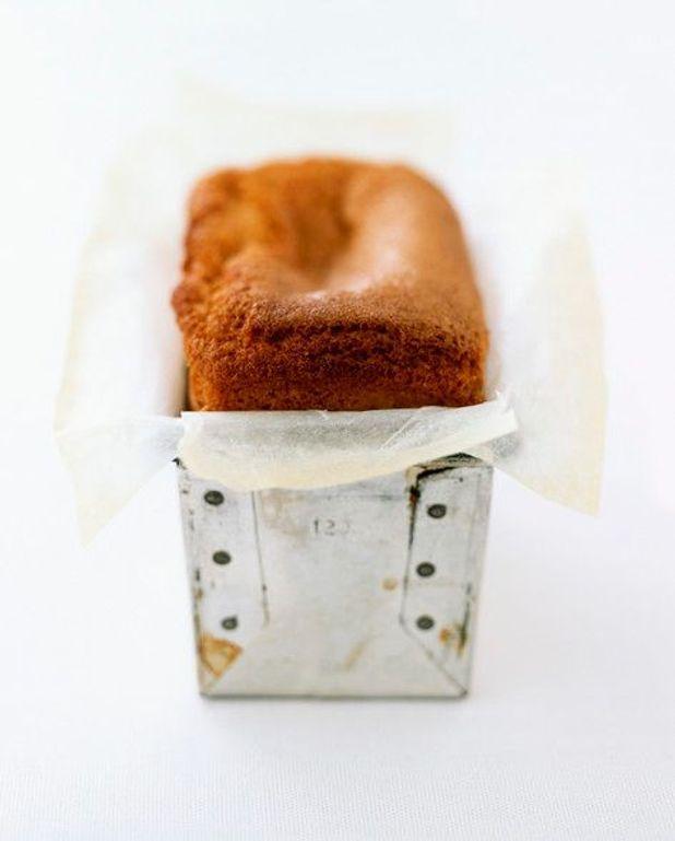 Cake à l'écorce d'orange