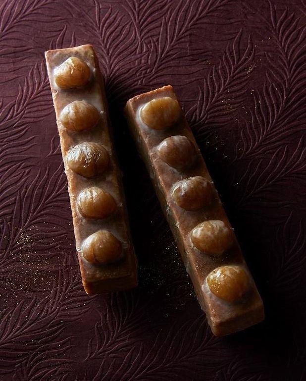 Cake aux marrons et aux amandes