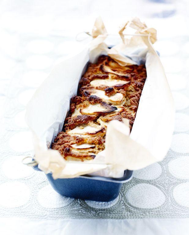 Cake aux noisettes, sucre gula java