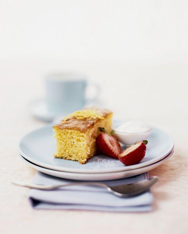 Cake brioché au safran