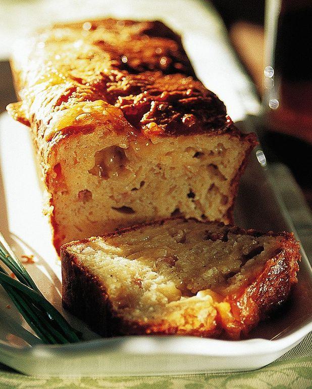 Cake du presbytère aux fromages