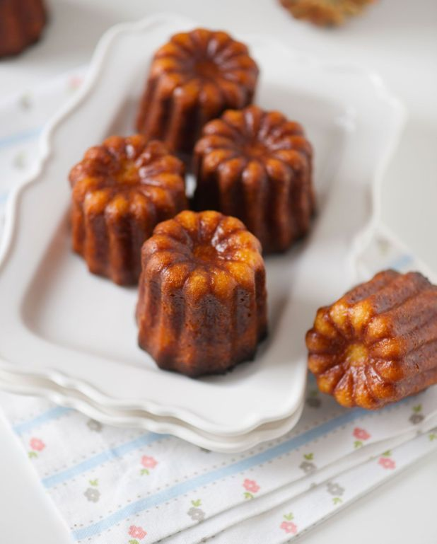 Cannelés Thermomix