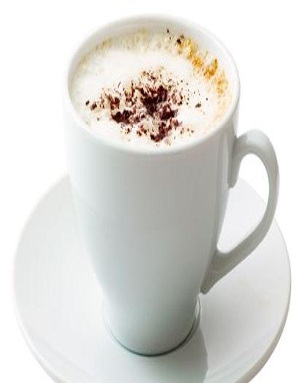 Cappuccino de châtaignes