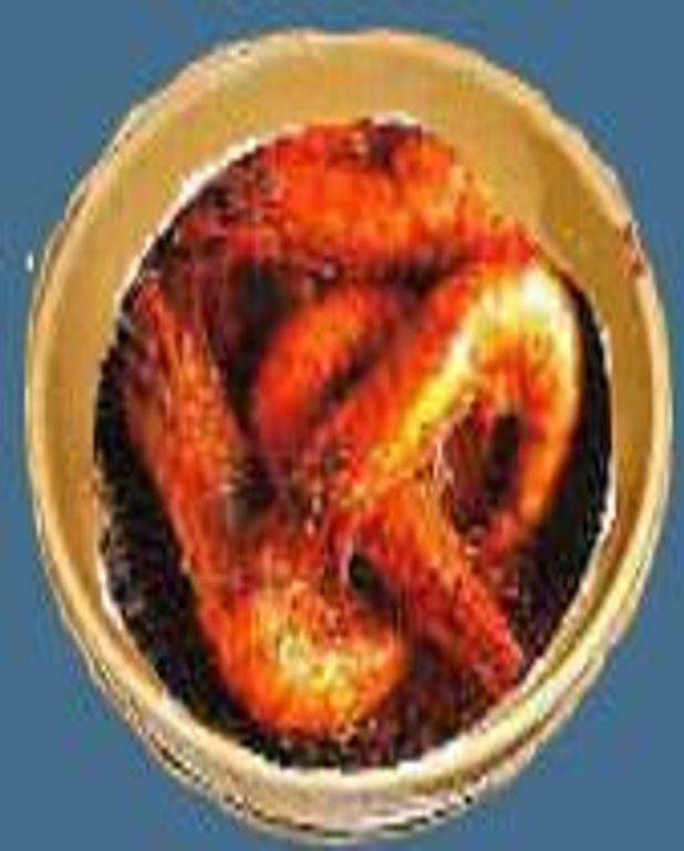 Cari de crevette