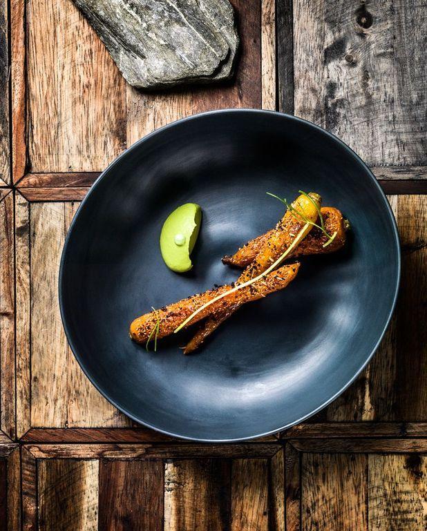 Carottes-pommes de terre-persil