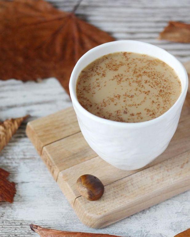 Chaï latte à la chicorée