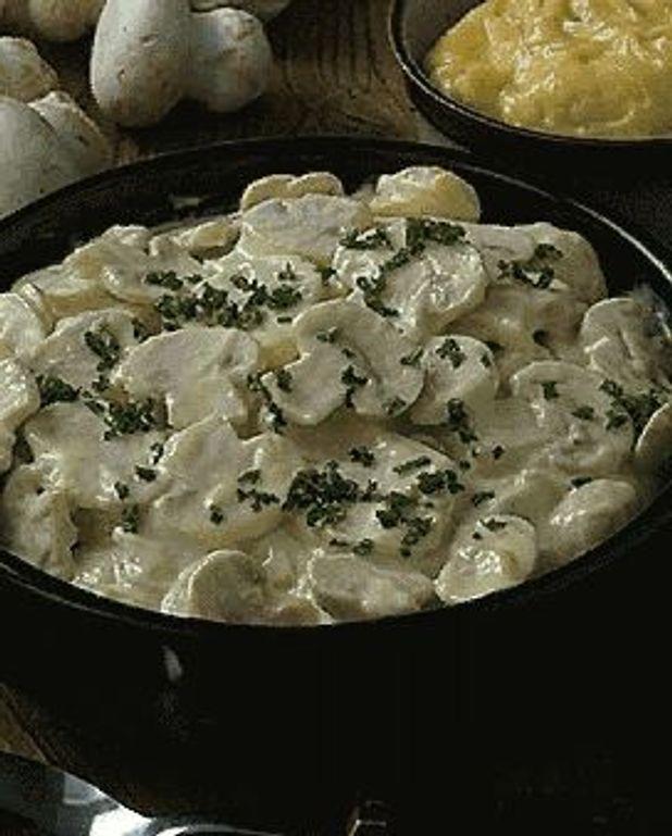Champignons mayonnaise