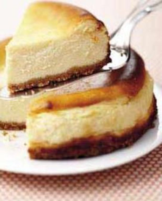 Cheesecake traditionnel