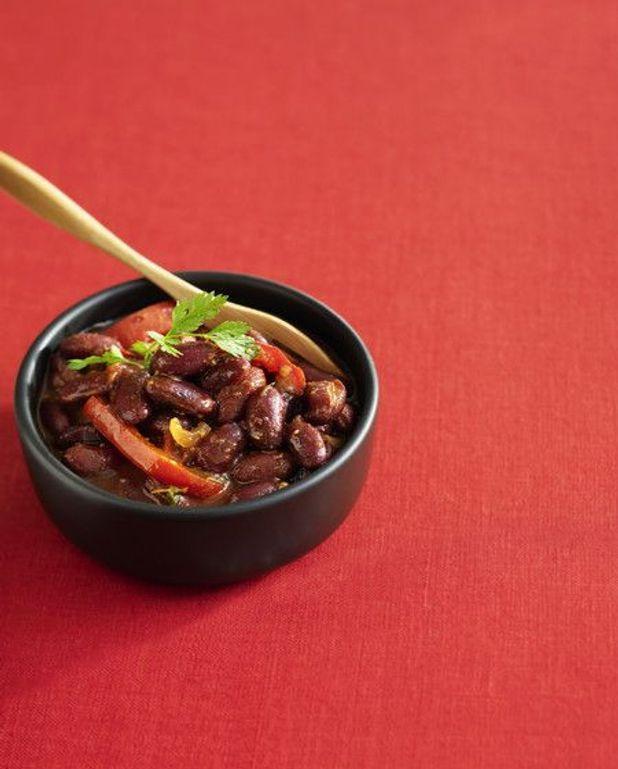 Chili con carne au paprika