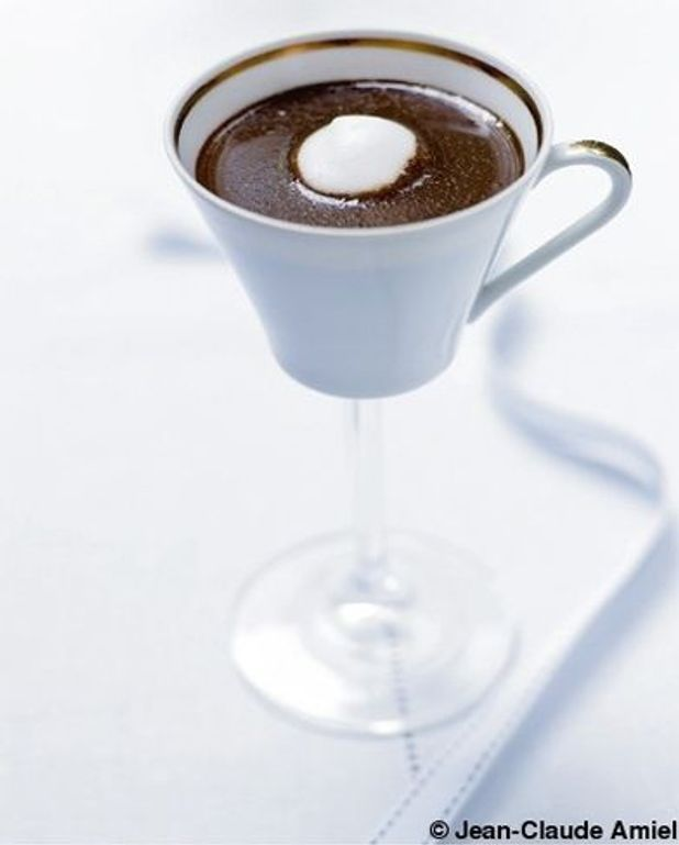 Choco bell cocktail