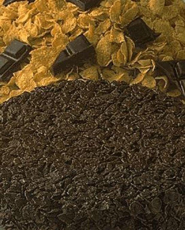 Chocolaté corn