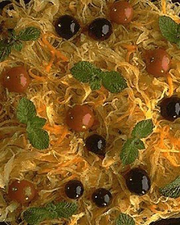 Choucroute en salade
