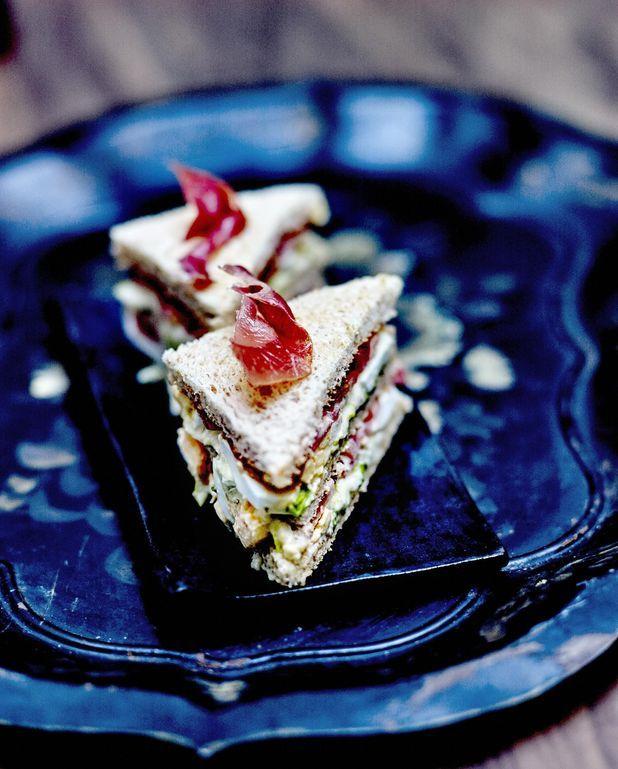 Clubs-sandwichs au poisson