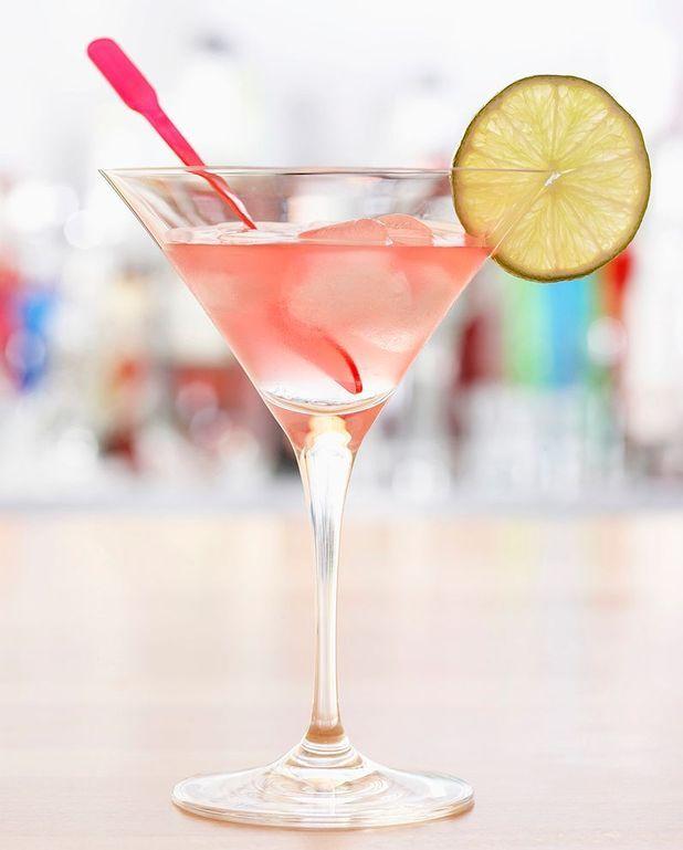 Cocktail Bacardi au rhum blanc et citron vert