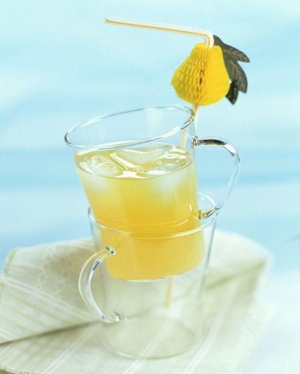 Cocktail bonne mine sans alccol