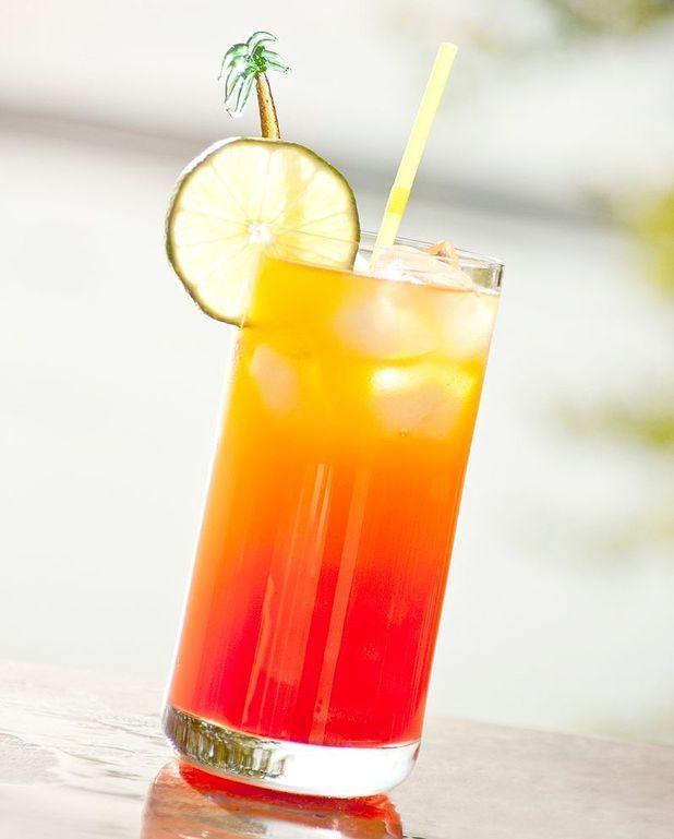 Cocktail Bora Bora Sans Alcool Pour 1 Personne Recettes Elle A Table