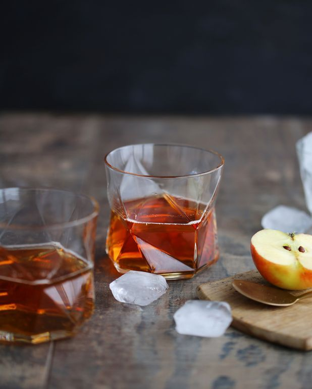 Cocktail Dandy au Calvados