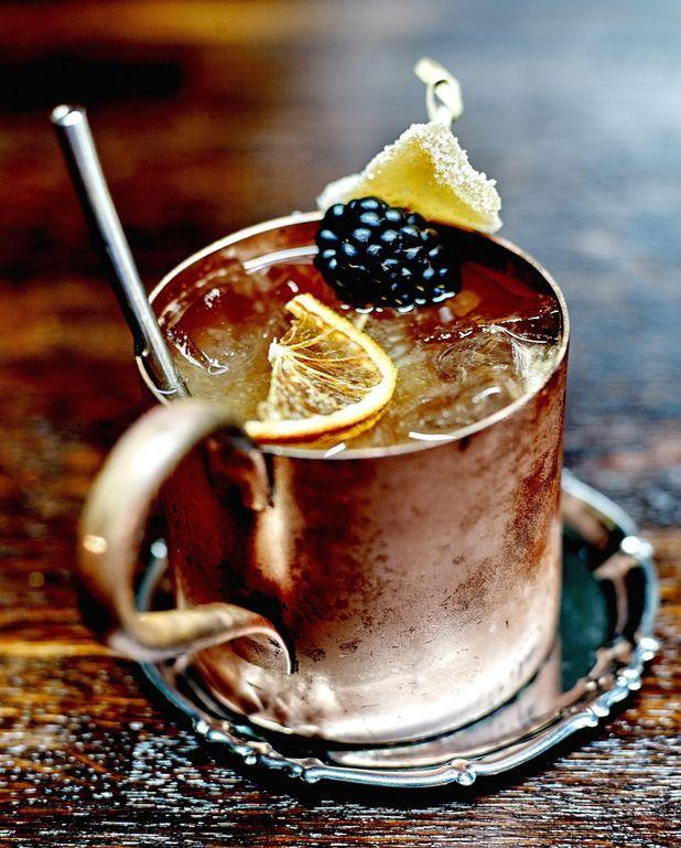 Cocktail Gaelic Buck