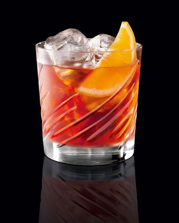 Cocktail Martini Negroni