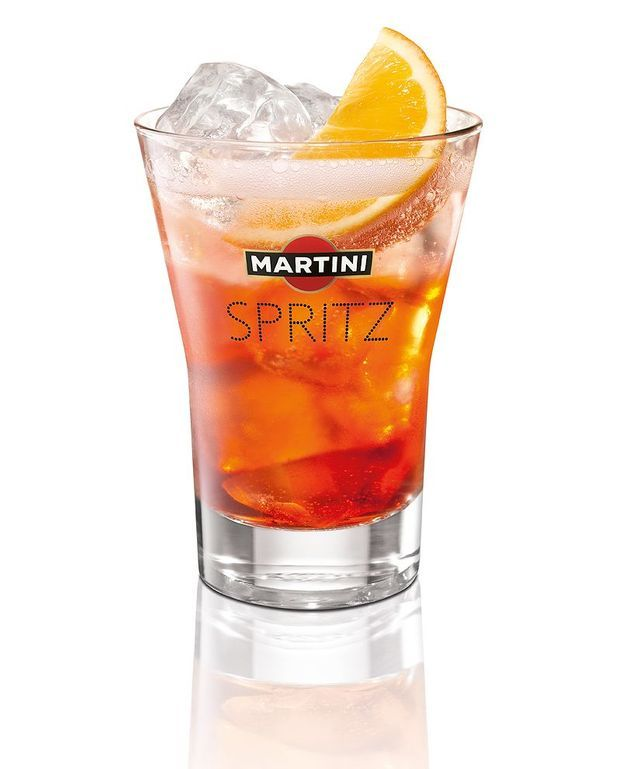 Cocktail Martini Spritz
