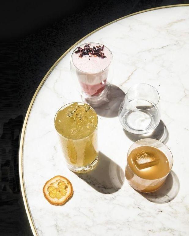 Cocktail Truman capote au citron vert