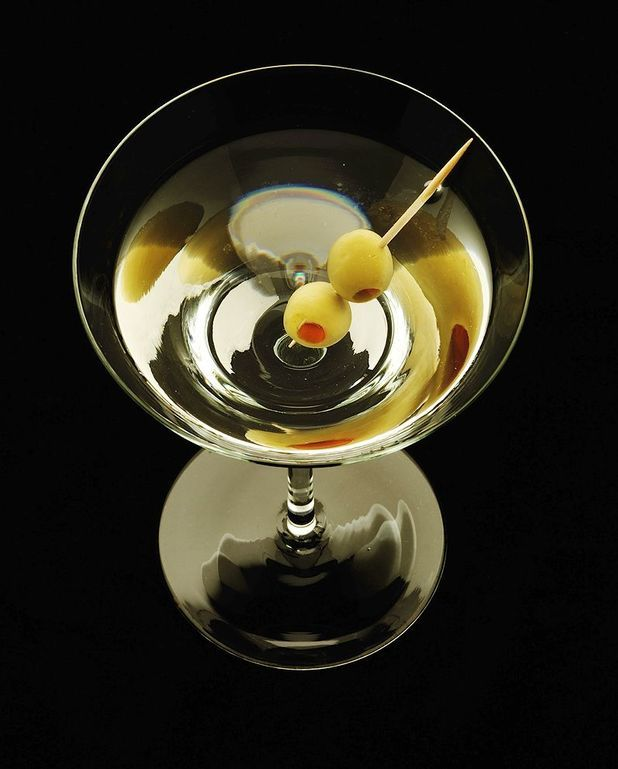 Cocktail vodka Martini