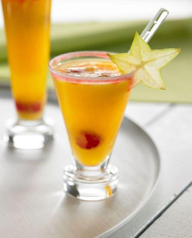 Cocktail belle de la réunion