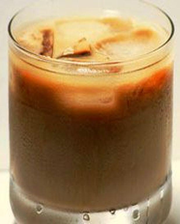 Cocktails onctueux de café