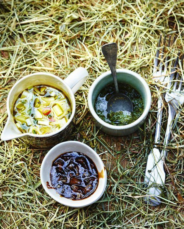 Confit d'oignons au vinaigre balsamique