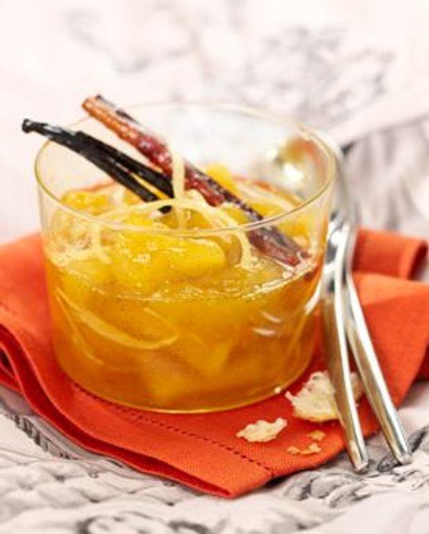 Confiture ananas-gingembre