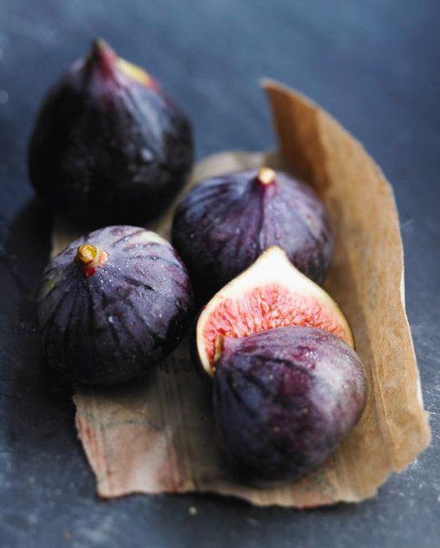 Confiture aux figues et aux noix