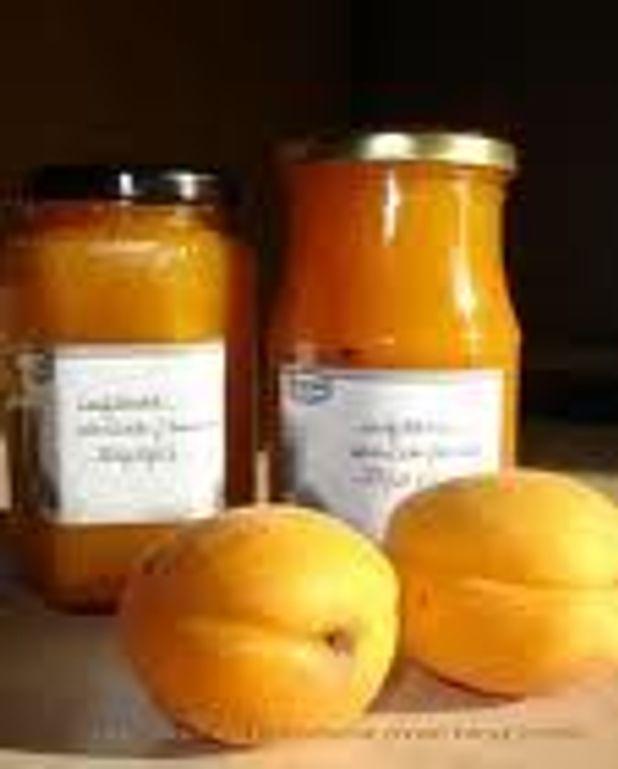 Confiture d'abricot