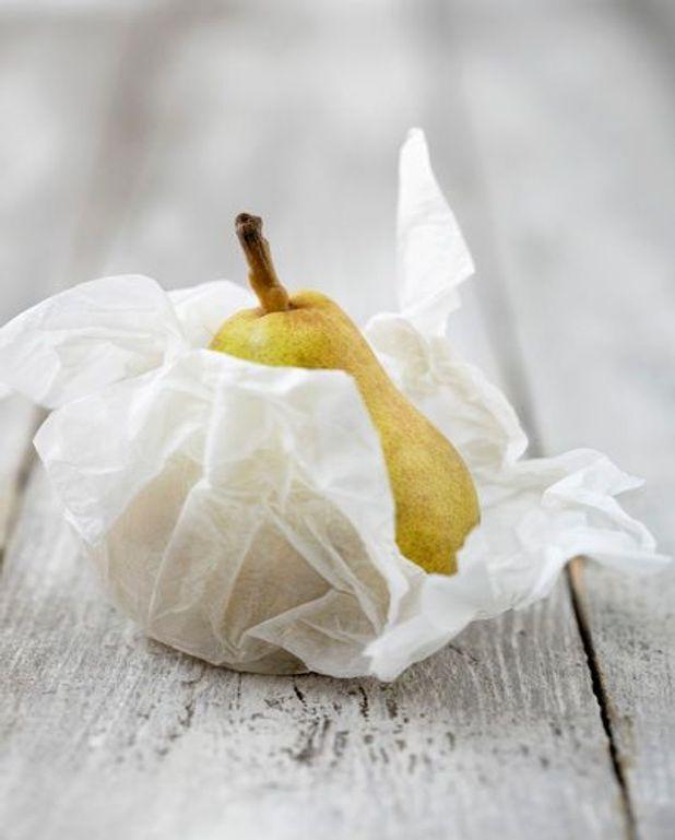 Confiture de poires aux groseilles