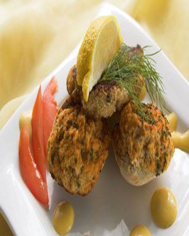 Crabe farci à la bretonne