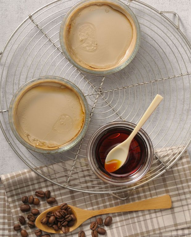 Crème au café Thermomix