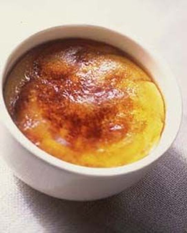 Crème catalane facile