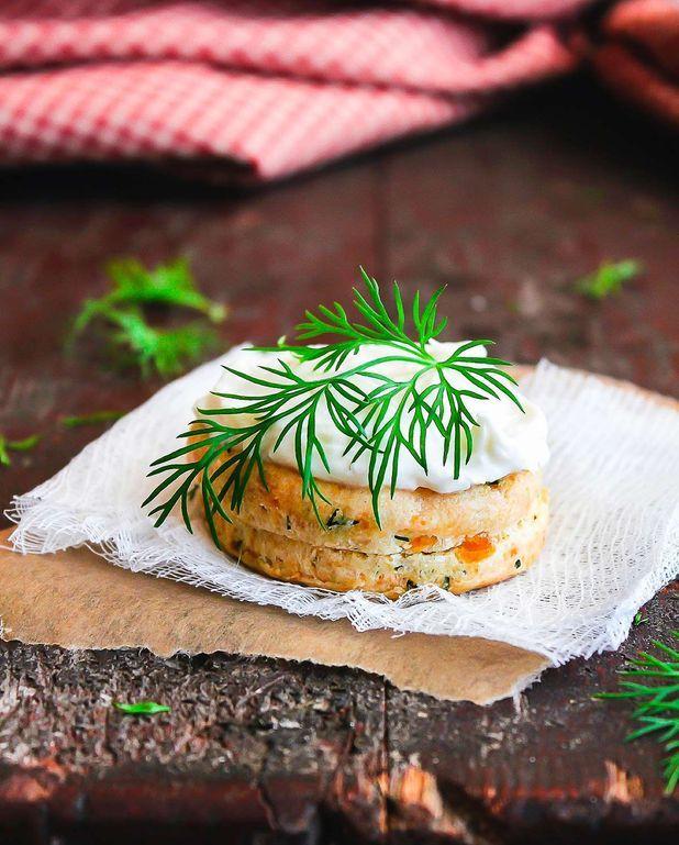 Crème chantilly aux fines herbes