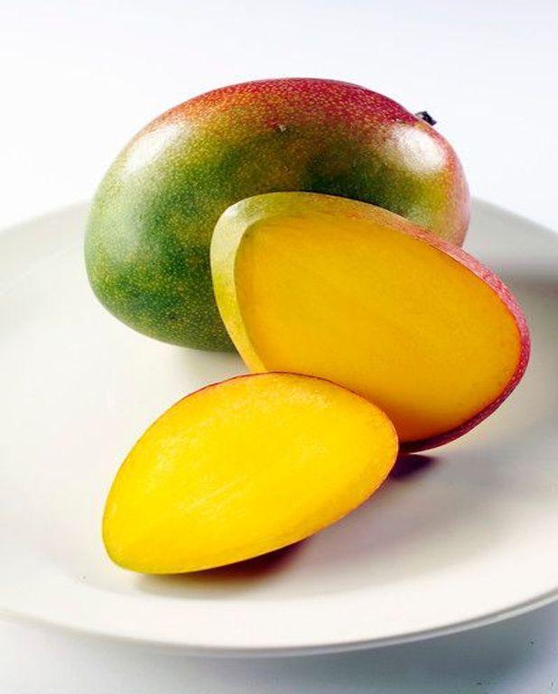 Crème de mangue à l'anis
