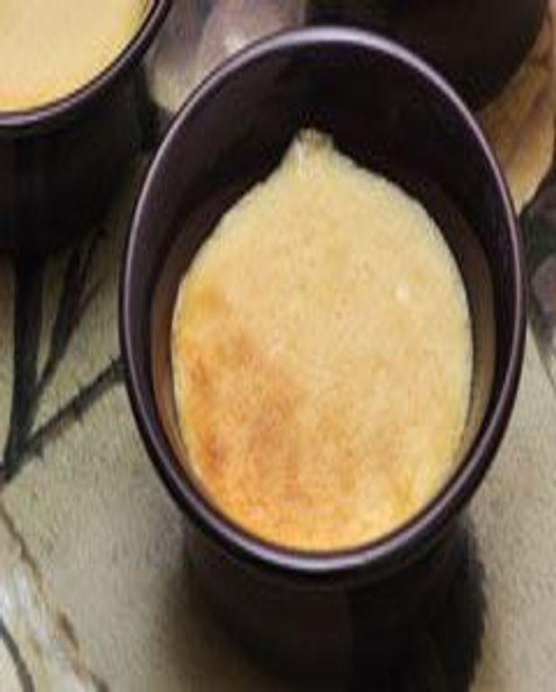 Crème vanille-cannelle sans oeufs