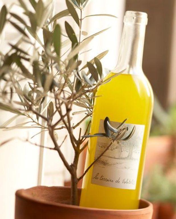 Croquants à l'huile d'olive