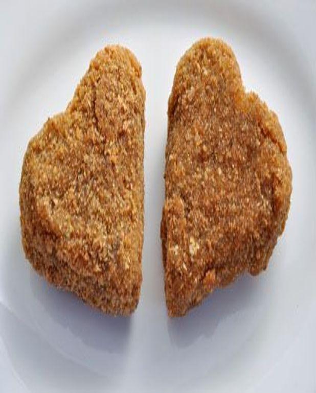 Croquettes de poulet aux amandes