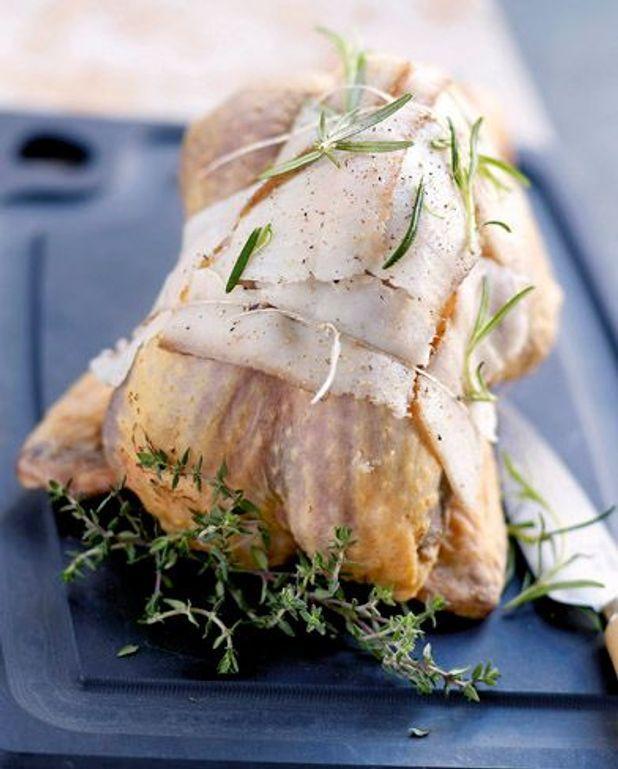Cuisse de poularde ou poulet yassa