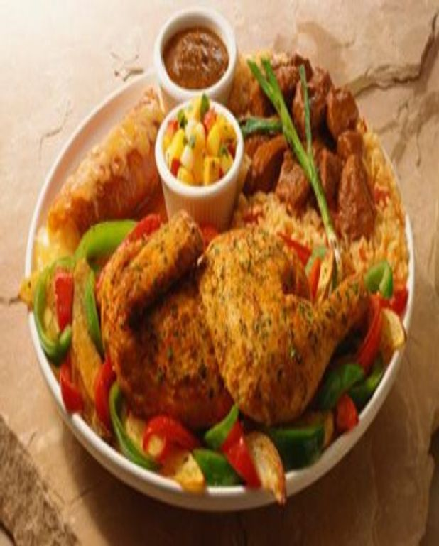 Cuisses de poulet à l'espagnole