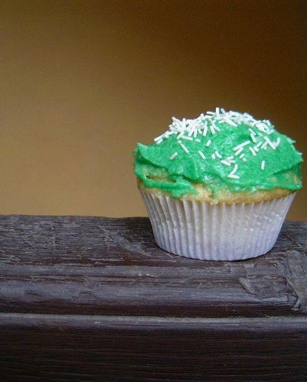 Cupcake martiens