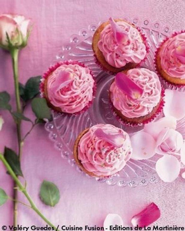 Cupcakes des Mille et Une Nuits