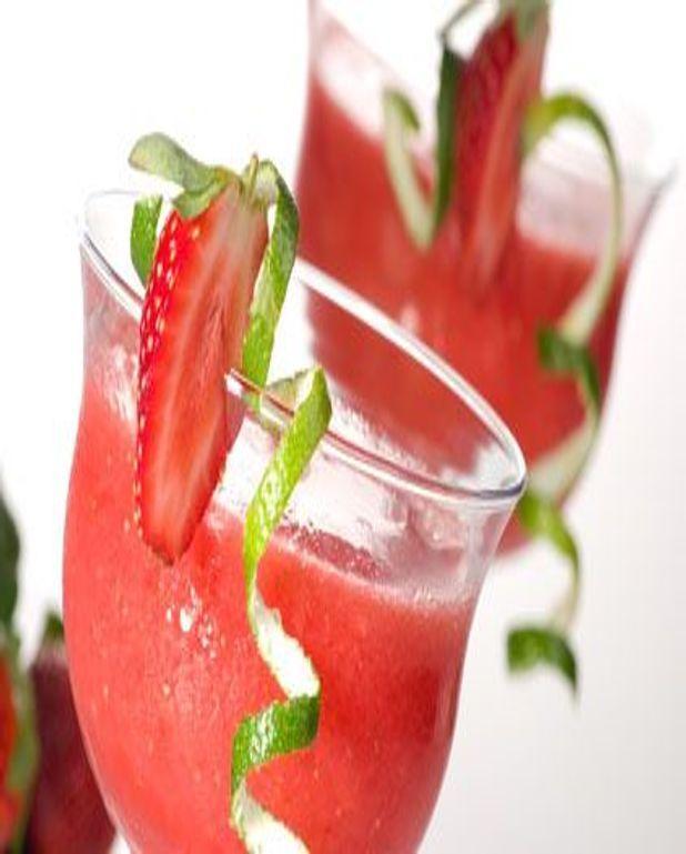 Daïquiri à la fraise