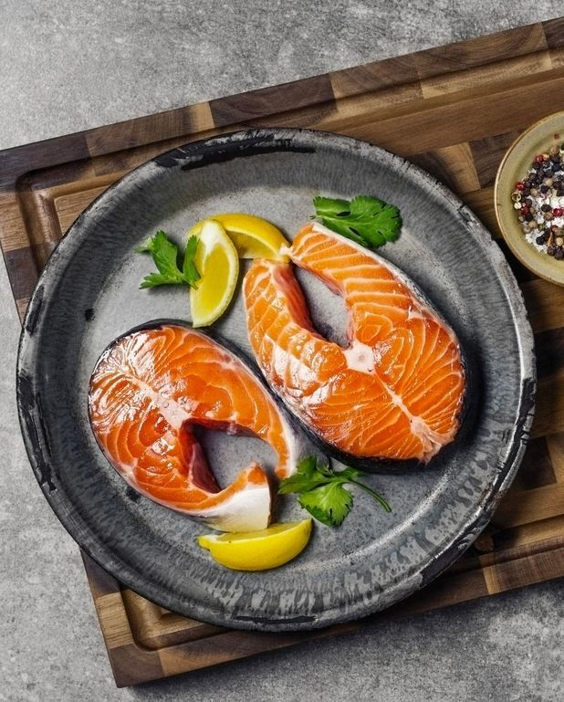 Darnes de saumon légères et faciles